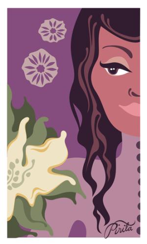 Pirita Tolvanen 2015 Stamp 01